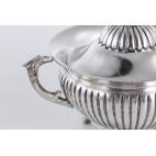 Cukiernica kryta, srebro Włochy – eklektyczna