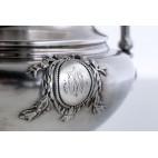 Cukiernica Flamant & Fils, kryta, reprezentacyjna,  srebro, Paryż – eklektyczna.